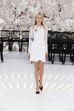 クリスチャン ディオール(Christian Dior) Haute Couture 2014AWコレクション Gallery29