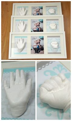 Cast hand craft craft create and gift 3d brother sister hand casting as a christmas gift for the solutioingenieria Image collections