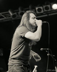 Ray Alder with Fates Warning, Berlin, Germany