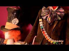 Mad Hatter Costume, Tim Burton's Alice in Wonderland, Threadbanger