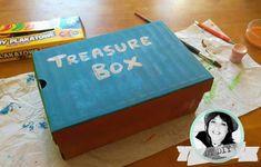 Zrobione z dziećmi DIY box Facial Tissue, Diy, Cover, Books, Libros, Bricolage, Book, Do It Yourself, Book Illustrations