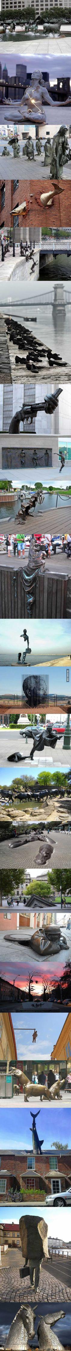 Creative Statues                                                                                                                                                      More
