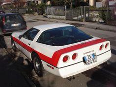 """La mia prima Corvette C4 """"Face A-team""""  by: 01a-teamservice.com"""