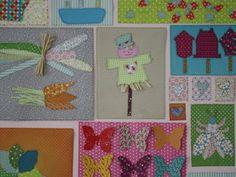 réalisable à la demande, patchwork de papier