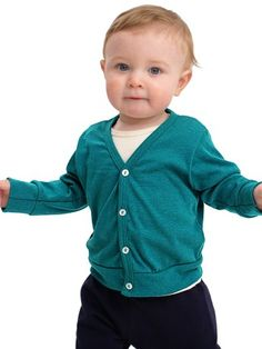 My child will have sooo many cardigans!