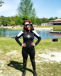 Snorkelin' in Pensacola Scuba Wetsuit, Scuba Girl, Snorkelling, Beachwear, Swimwear, Beach Bum, Outfit Of The Day, Street Style, Lifestyle
