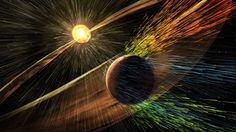 New results from NASA's MAVEN spacecraft suggest that Mars lost most of its atmosphere — which had kept the Red Planet relatively warm and allowed it to support liquid surface water — to space about 3.7 billion years ago.