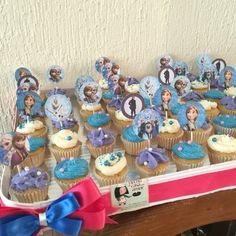 #Minicupcakes, #toppersfrozen