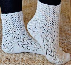 chaussettes Purple - tricoter heureux - heureux blog tricot
