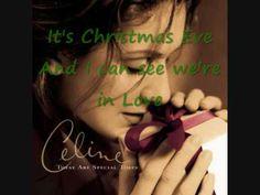 CELION DION ~ Christmas Eve