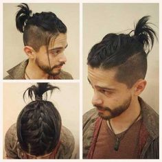 cool Top 25 most interesting braid style ideas for men