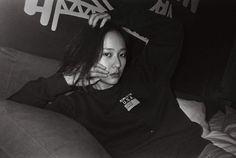 180409 f(Krystal) = Bellboy Magazine 'My Best Friend's Sweatshirts' Krystal Sulli, Krystal Fx, Jessica & Krystal, Krystal Jung Fashion, Jessica Jung Fashion, Best Friend Sweatshirts, Pre Debut, Idol, Ice Princess