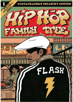 HIP HOP FAMILY TREE VOL.1 1970'S-1981 | KAY-DEE RECORDS