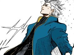After the Storm :: Vergil by ShadowDragolf