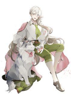 Blue Cheese | Food Fantasy Wiki | Fandom Anime Elf, Anime Demon, Anime Guys, Food Fantasy, Fantasy Art, Fantasy Characters, Anime Characters, Pink Sand Beach, Boy Character