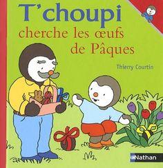T'CHOUPI CHERCHE LES OEUFS DE