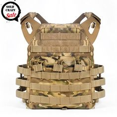 (39.72$)  Know more - http://aipj4.worlditems.win/all/product.php?id=32713867462 - Body Armor Equipment Military Tactical Vest Plate Carrier Molle Airsoft Ammo Chest Rig JPC Vest Hunting Sports Paintball Gear