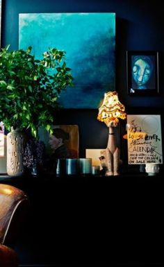 Mood and Light: Abigail Ahern's London Home