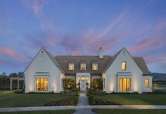 Utah Valley's Parade of Homes 2016 is in progress and today's dream home is a favorite from the event. Nestled against the Rocky Mountains in Alpine, Utah, this stunning home is a marriage of antique