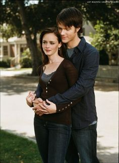 Gilmore Girls...Rory & Dean!