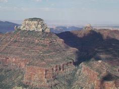 Views from Cape Final, North Rim of the Grand Canyon