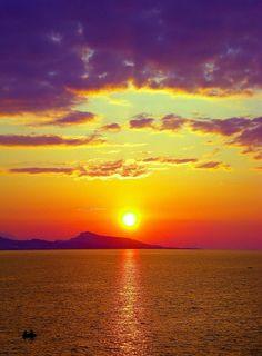 Nature's art .Rhodes island Greece..