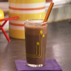 Chocolate and Banana Smoothie Recipe