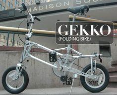 Small folding bike
