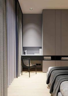 Fabulous Modern Apartment Design Ideas To Get Cozy Room 35 apartment Window Treatments Living Room, Living Room Windows, Cozy Living Rooms, Apartment Living, Living Room Themes, Living Room Designs, Modern Apartment Design, Modern Design, Cozy Room