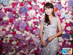 "Ma Su at ""Annual Ball 2015"" event in Beijing http://www.chinaentertainmentnews.com/2015/06/ma-su-at-annual-ball-2015-event-in.html"