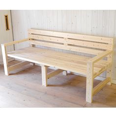 Ideas for diy wood bench outdoor house Diy Wood Bench, Wood Pallet Furniture, Diy Outdoor Furniture, Diy Furniture, Outdoor Chairs, Buy Pallets, Wood Pallets, Diy Outdoor Kitchen, Diy Wood Projects
