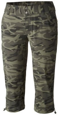 Women's Saturday Trail™ Camo Knee Pant Columbia Sportswear, Parachute Pants, Camo, Sweatpants, My Style, Trail, Villa, Clothes, Ideas