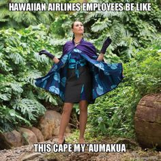 hawaiian airlines cape