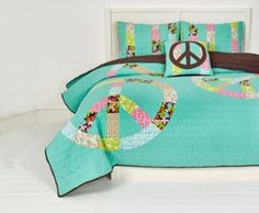 Peace Bedroom Decor