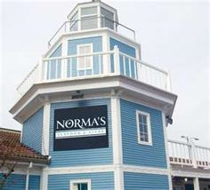 Norma's in Seaside, Oregon -- the best clam chowder ever!