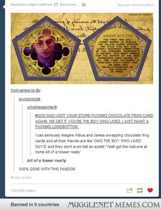 Chocolate frogs in Harry Potter