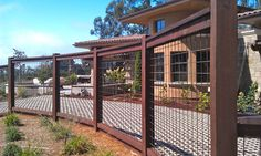 Iron And Wood Fence & Gate Projects | Cypress Coast Fence