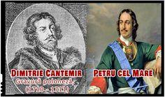 Pe 2 aprilie 1711 Dimitrie Cantemir încheia la Luțk un tratat de alianță cu Petru cel Mare Fictional Characters, Etchings, Military, Fantasy Characters