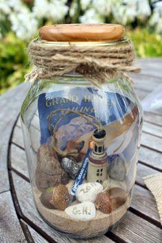 Pote de Lembranças/ Memory Jar Event Trader