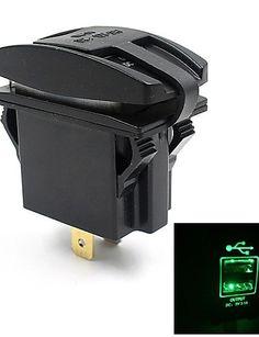 Accessoires… http://www.123bonsplans.fr/produit/accessoires-voiture-camion-bateau-12v-24v-dual-usb-charger-power-adapter-outlet-de-nice/