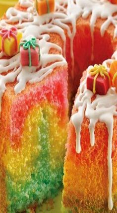 ... birthday cake rainbow cake rainbow angel birthday cake recipe dishmaps
