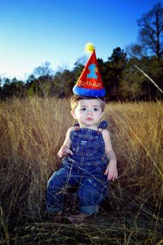 1st Birthday Picture!