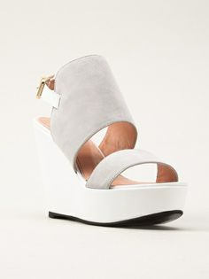 robert-clergerie bambin wedge heel