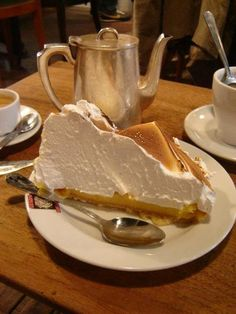 PARIS Le Marais I La tarte au citron, Le loir dans la Théière