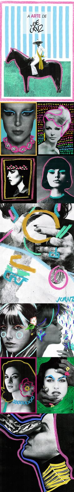 Achados da Bia | Arte | Joe Cruz: