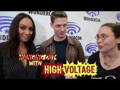 Sleepy Hollow cast mates Lyndie Greenwood & Zach Appelman unravel shocking news about their characters before teaming up to power through our quick fire roun...