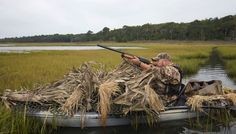 Part two, hunting expert Adam Corry explains why you should be shooting waterfowl from a sporting kayak.