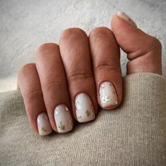 Молочный маникюр 2020: популярный тренд от инстаграмм, фото | lady style | Яндекс Дзен Manicure Nail Designs, Nail Manicure, Nails Design, Nails Ideias, Milky Nails, Subtle Nails, Simple Gel Nails, Ten Nails, Minimalist Nails