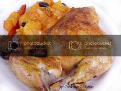 Pui la cuptor umplut cu ciuperci si legume • Bucatar Maniac • Blog culinar cu retete Meat, Chicken, Blog, Blogging, Buffalo Chicken, Cubs