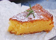 If Chelsea is our in-house sweets guru, consider me your friendly resident fried foods gal. Greek Sweets, Greek Desserts, Greek Recipes, 123 Cake, Semolina Cake, Polenta Cakes, Rhubarb Cake, Rhubarb Recipes, Sandwich Cookies